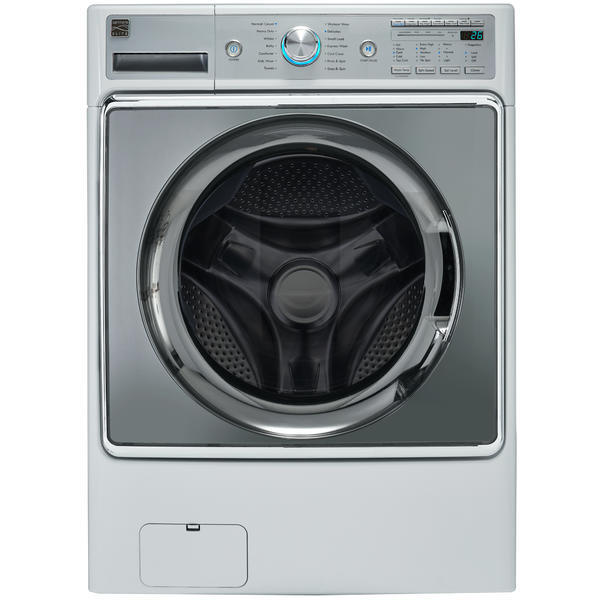 Kenmore Elite 41962, 5.2 cu. ft. Front-Load Washer - White