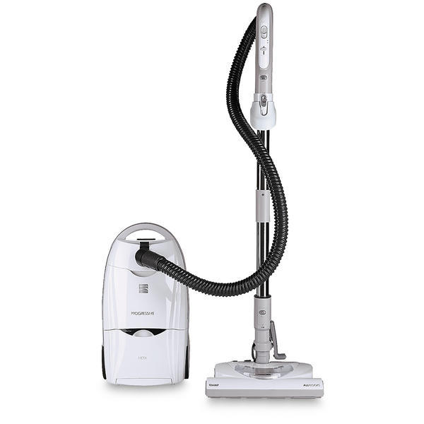 Kenmore 21514 Progressive Canister Vacuum Cleaner – White