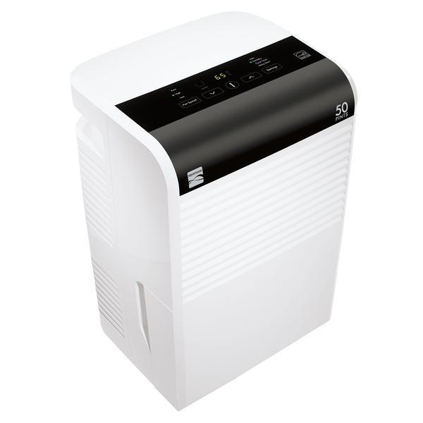 Kenmore 50-pint Dehumidifier with Electronic Controls