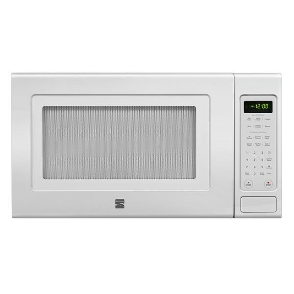 Kenmore 1.2 cu. ft. Countertop Microwave - White