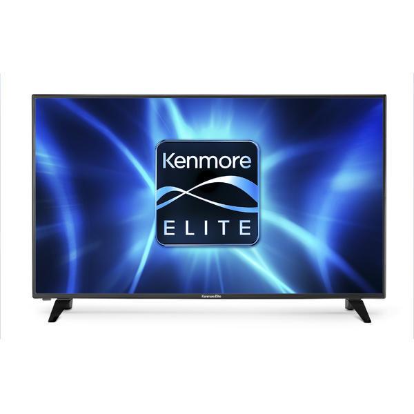 """Kenmore Elite 50"""" Class LED 4K UHD TV"""