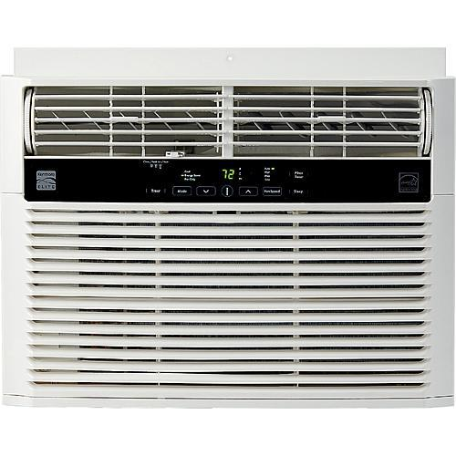 Kenmore Elite 25 000 BTU 220V Window-Mounted Room Air Conditioner