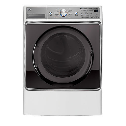 Kenmore Elite 91072 9.0 cu. ft. Gas Dryer - White