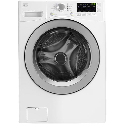 kenmore 400 washer. kenmore 41162 4.3 cu. ft. front-load washer \u2013 white 400 0