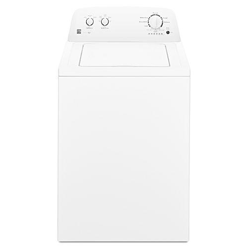 kenmore 400 washer. kenmore 20222 3.3 cu. ft. top load washer - white 400