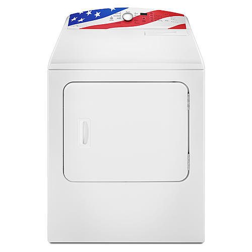 Kenmore 66134 7.0 cu. ft. Patriotic Electric Dryer - White