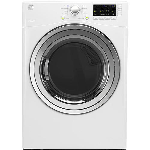 Kenmore 81282 7.3 cu. ft. Electric Dryer  - White