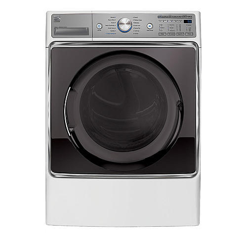 Kenmore Elite 81072 90 cu ft Electric Dryer White Kenmore