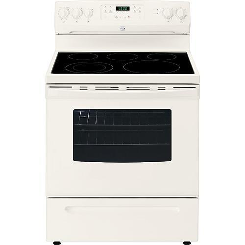 Kenmore 94184 5.4 cu. ft. Electric Range - Bisque