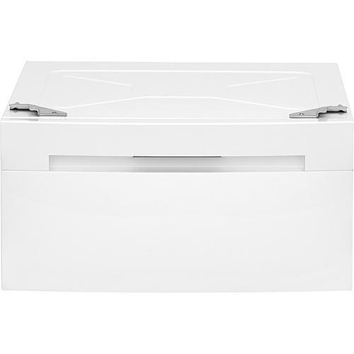 "Kenmore EPWD200QSW 24"" Wide Pedestal Drawer - White"