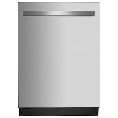 "Kenmore 13693 24"" Built-In Dishwasher w/ PowerWave™ Spray Arm—Stainless Steel"