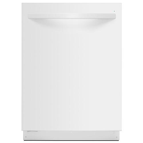 "Kenmore 13692 24"" Built-In Dishwasher w/ PowerWave™ Spray Arm & TurboZone™ Option - White"