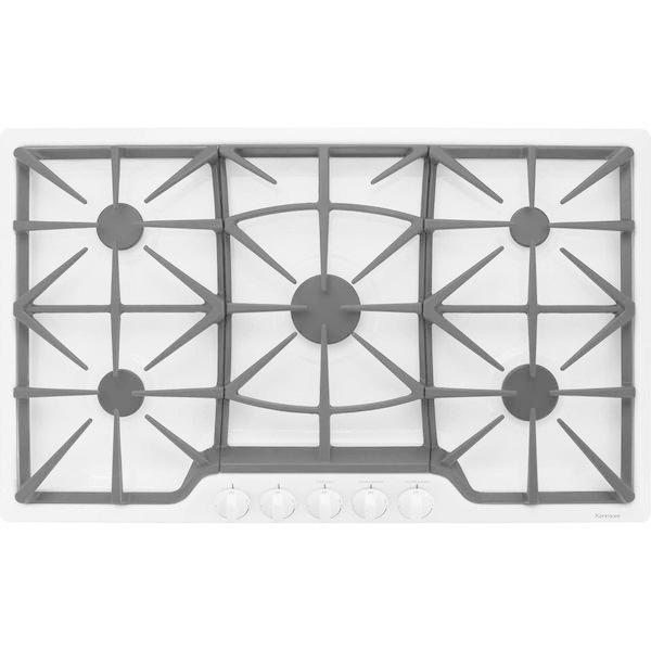 "Kenmore 32692 36"" Gas Cooktop - White"