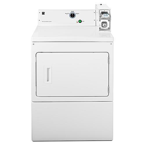 Kenmore 67122 7.4 cu. ft. Coin-Operated Electric Dryer - White