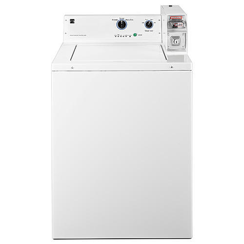 Kenmore 27122 2.9 cu. ft. Coin-Operated Washer - White