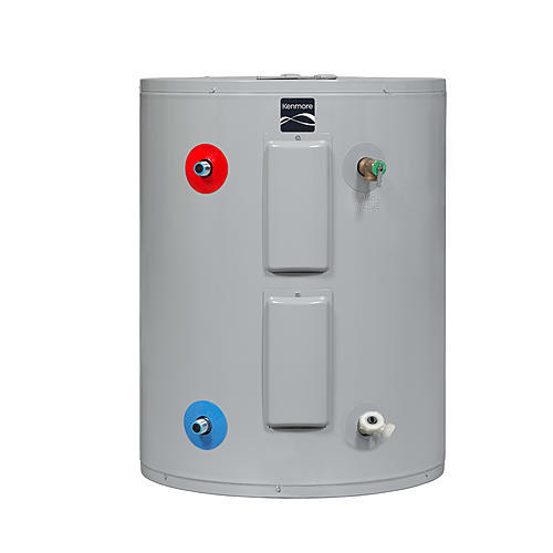 Kenmore 58638 38 gal. 6-Year Lowboy Electric Water Heater