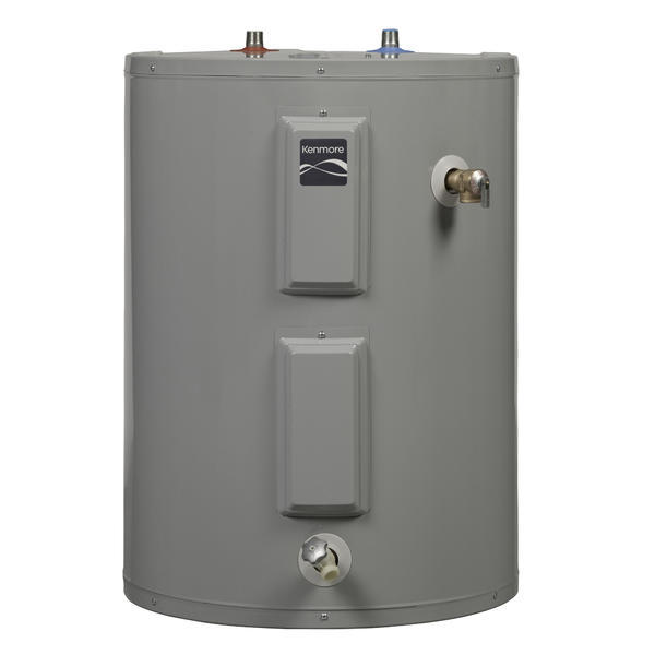 Kenmore 58631 28 gal. 6-Year Short Electric Water Heater