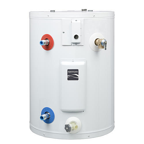 Kenmore 58630 28 gal. 6-Year Compact Electric Water Heater