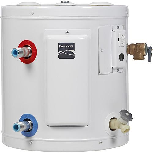 Kenmore 31605 10 gal. 6-Year Compact Electric Water Heater