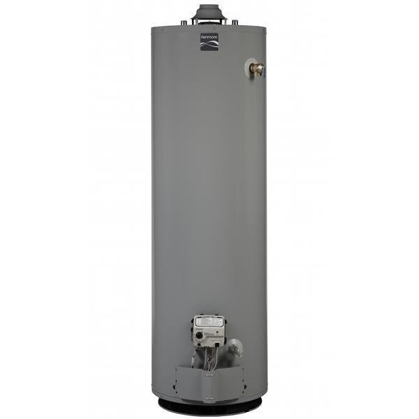 Kenmore 57651 50 gal. 6-Year Tall Liquid Propane Water Heater