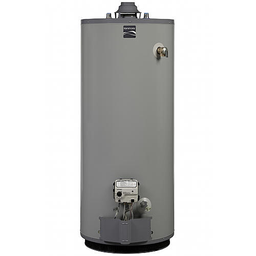 Kenmore 57940 40 gal. 9-Year Short Natural Gas Water Heater