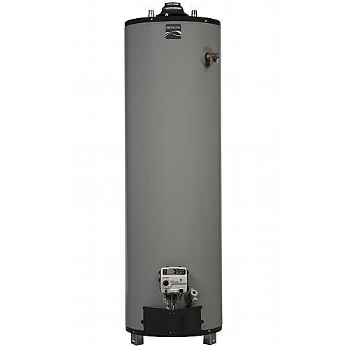 Kenmore 55250 50 gal. 12-Year Tall Natural Gas Ultra Low NOx Water Heater (Select California Markets)