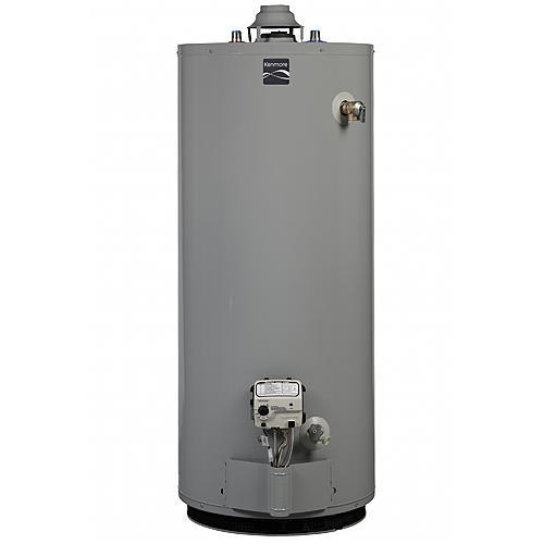 Kenmore 57630 30 gal. 6-Year Short Natural Gas Water Heater