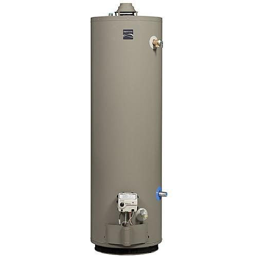 Kenmore 33693 30 gal. Mobile Home Natural/Propane Gas Water Heater