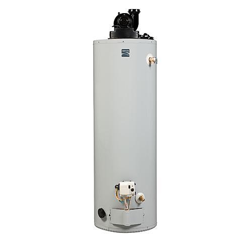 Kenmore 33135 40 gal. 6-Year Tall Natural Gas Water Heater w/ Power Vent
