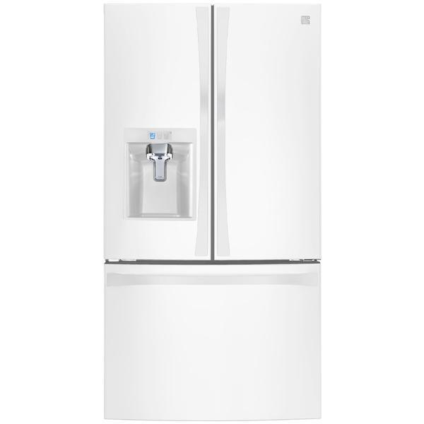 Kenmore Elite 74042  23.7 cu.ft. Counter-Depth French Door Bottom-Freezer Refrigerator