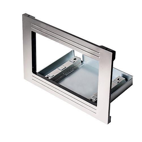 "Kenmore 23303 30"" Countertop Microwave Trim Kit - Stainless"