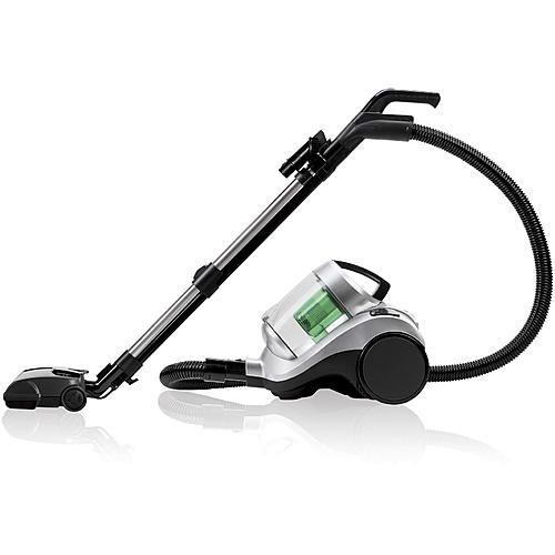 Kenmore CJ112 Bagless Compact Canister Vacuum - Silver