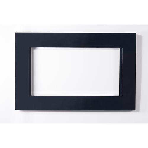 "Kenmore 3043FR01 30"" Microwave Trim Kit – Black"