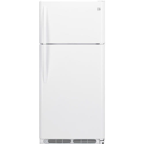 Kenmore 60602 18 cu. ft. Top Freezer Refrigerator - White