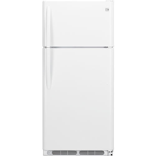 Kenmore 70602  18 cu. ft. Top Freezer Refrigerator - White
