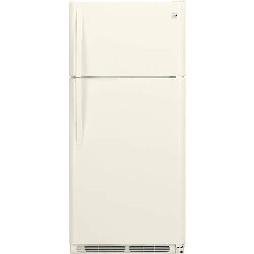 Kenmore 70604  18 cu. ft. Top Freezer Refrigerator - Bisque