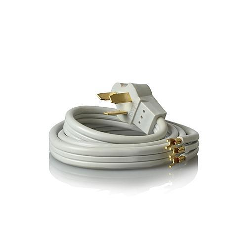 Kenmore 15008  3-Prong 5' Round Gray Range Cord