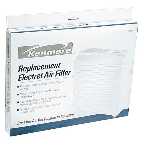 Kenmore F-SA Electret Replacement Air Filter