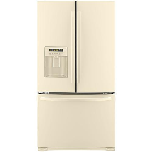 Kenmore 73054  26.8 cu. ft. French Door Bottom-Freezer Refrigerator - Bisque