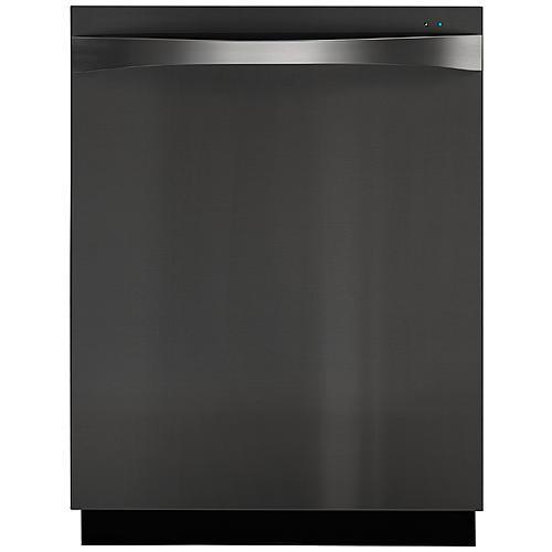 "Kenmore Elite 14697  24"" Fully-Integrated Dishwasher - BlackStainless"