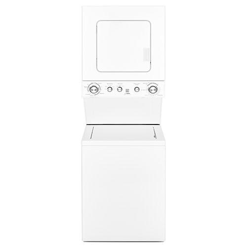 "Kenmore 81422  24"" 1.5 cu. ft. Electric Laundry Center - White"