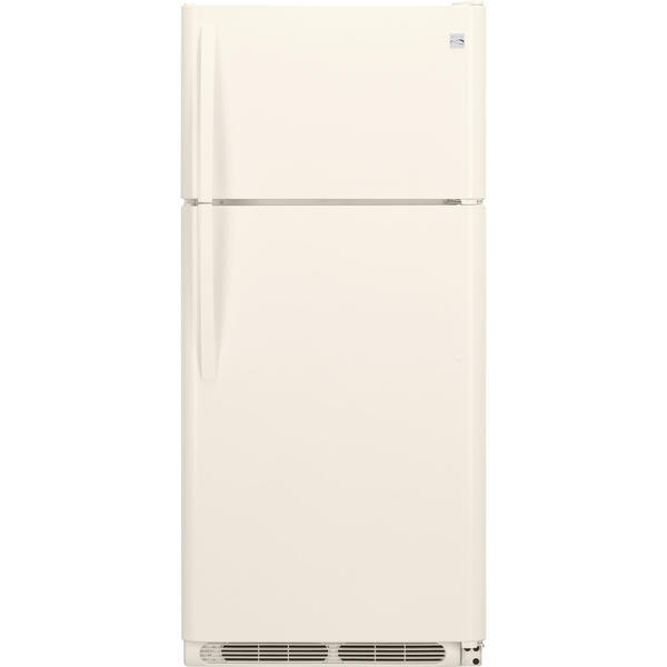 Kenmore 70504  18 cu. ft. Top Freezer Refrigerator - Bisque