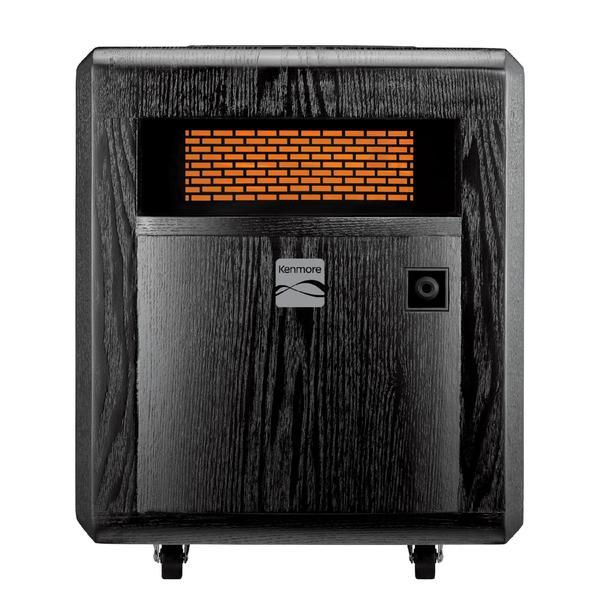 Kenmore 95375 3-in-1 Infrared Heater, Humidifier & Air Cleaner