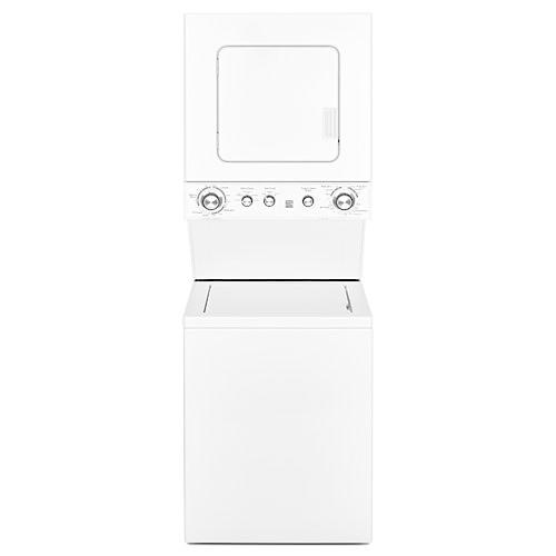 "Kenmore 81432  24"" 1.5 cu. ft. Electric Laundry Center - White"