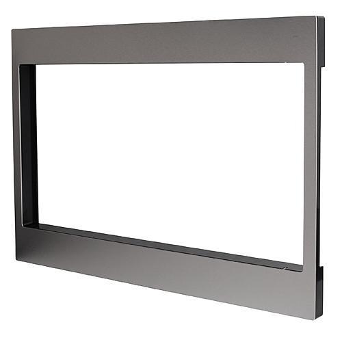 """Kenmore 22273  27"""" Microwave Trim Kit - Stainless Steel"""