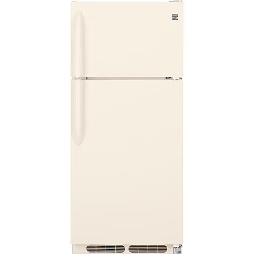 Kenmore 60404  16.3 cu. ft. Top Freezer Refrigerator - Bisque