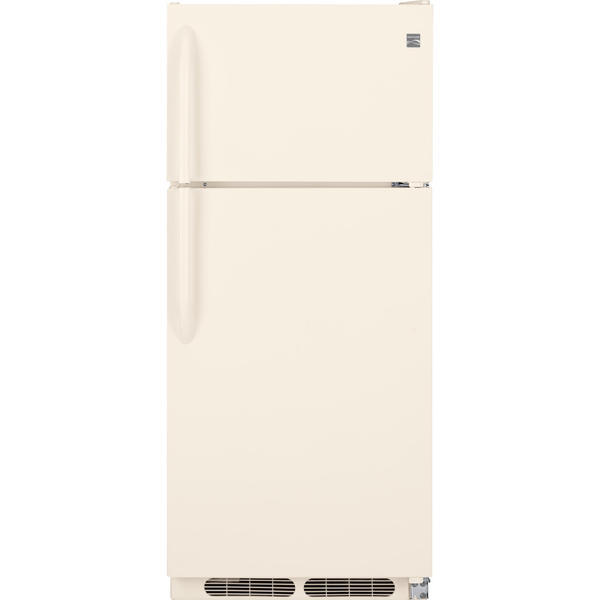 Kenmore 70404  16.3 cu. ft. Top Freezer Refrigerator - BIsque