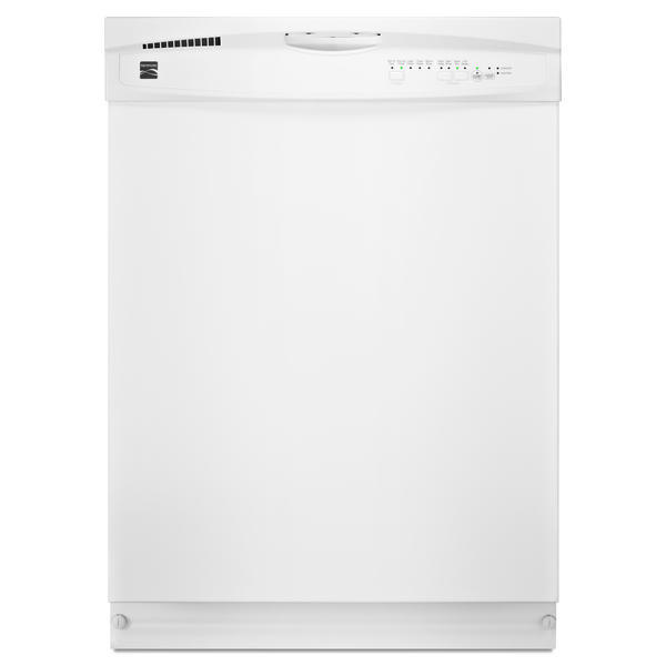 Kenmore 14422 24 in Built-In Dishwasher - White