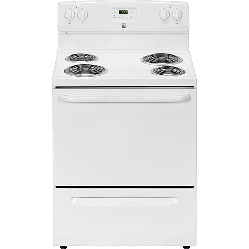 Kenmore 93022  4.2 cu. ft. Electric Range - White