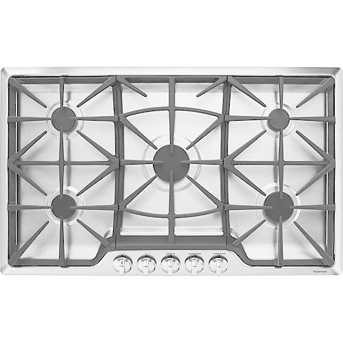"Kenmore 32693  36"" Gas Cooktop - Stainless Steel"